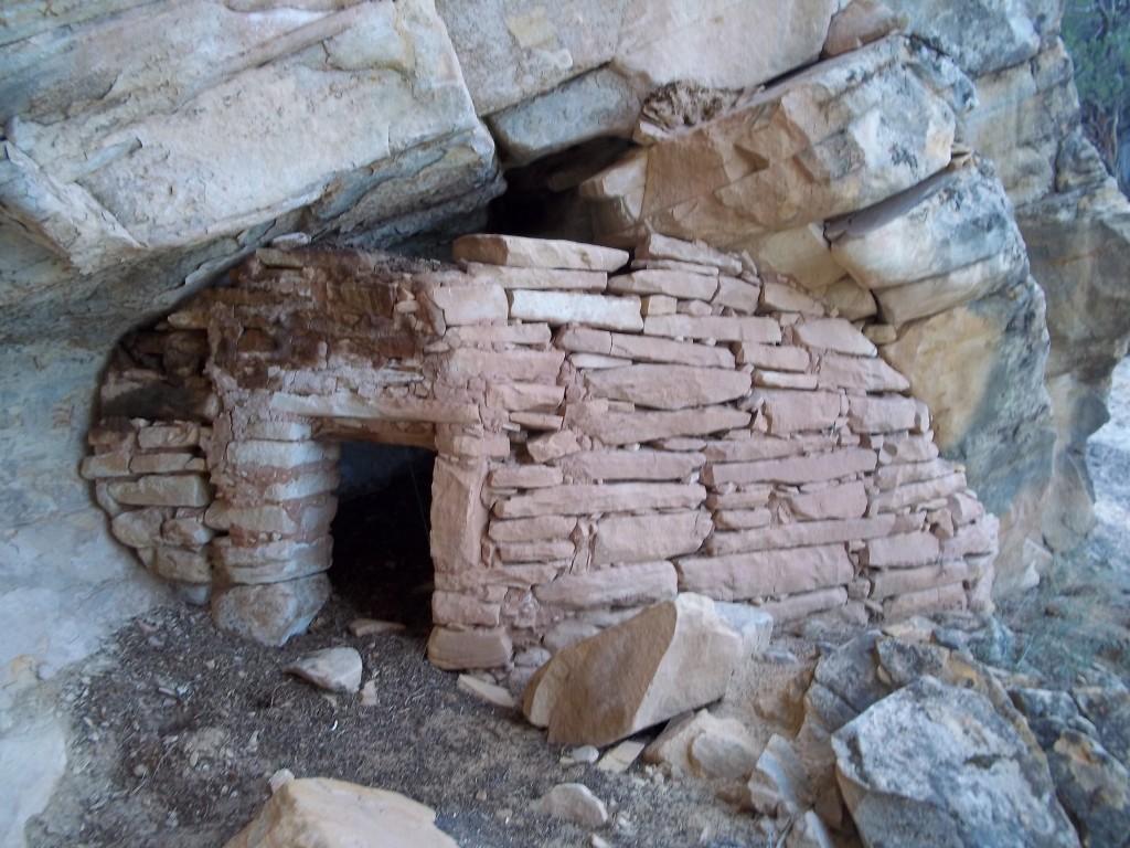 Anasazi Food granary