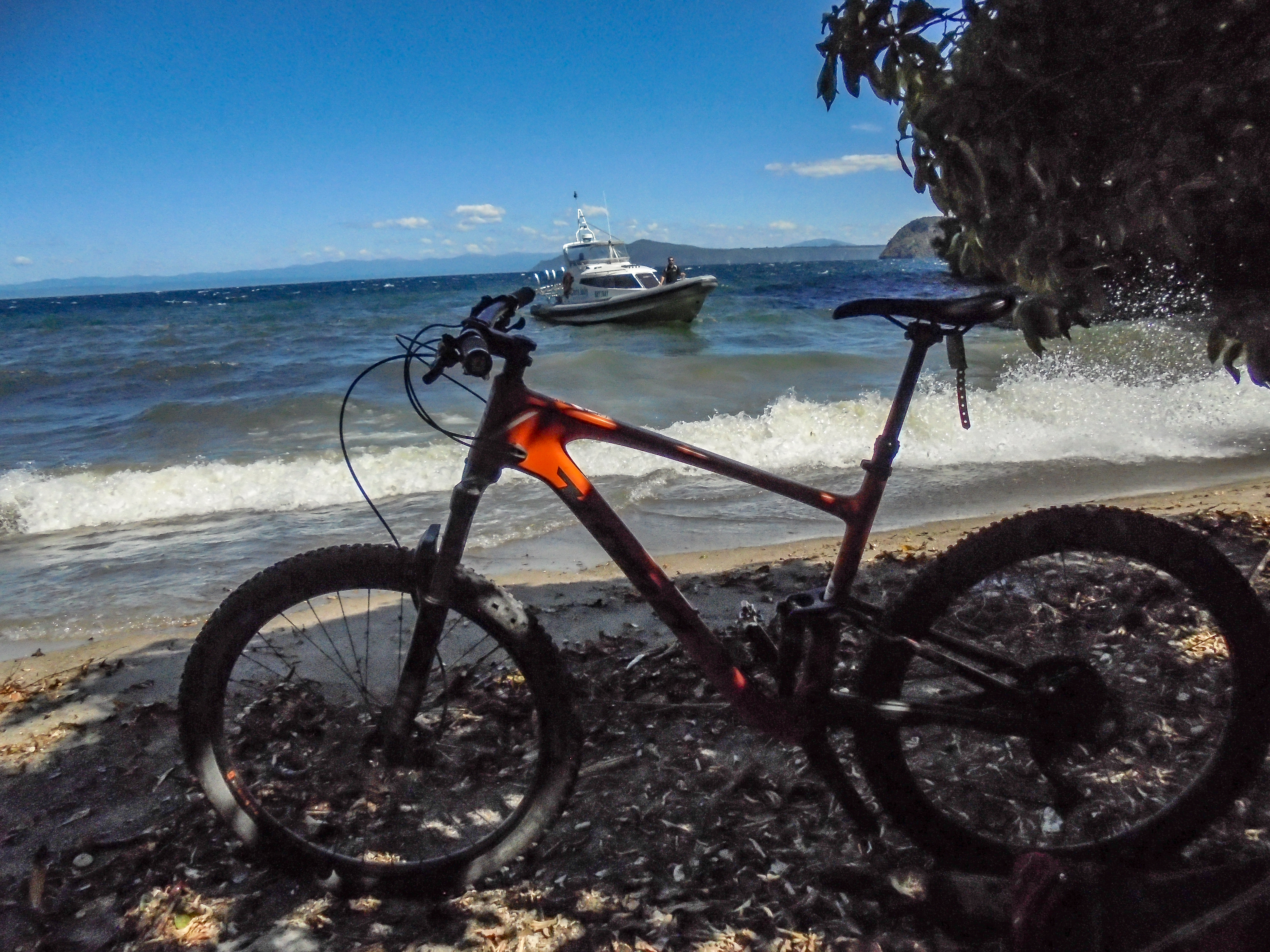 New Zealand Mountain Biking