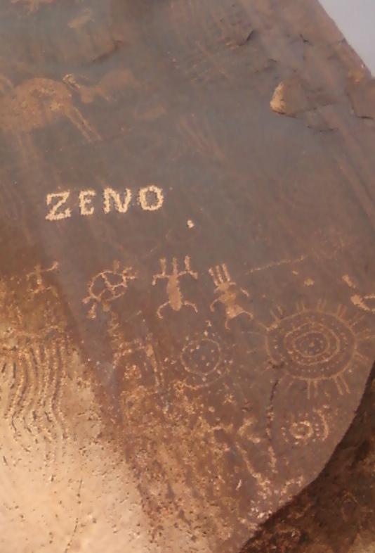 Little Black Mountain Petroglyphs
