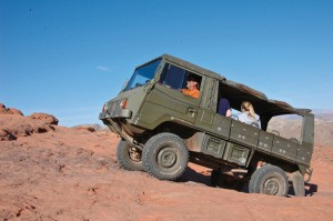 ATV and Jeep tours