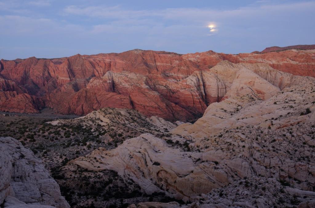 Snow canyon state park Utah