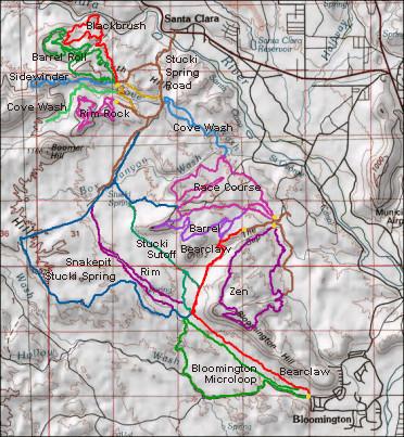 Stuki springs map